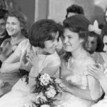 Девушки на выпускном СССР