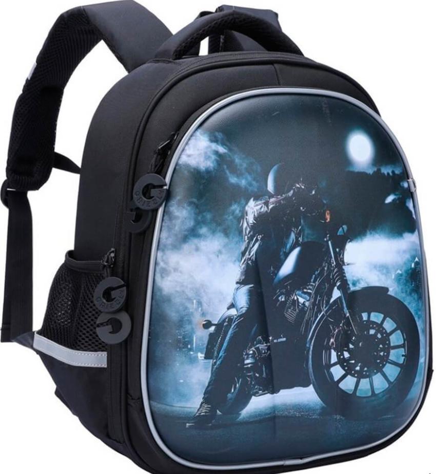 Рюкзак для мальчика Grizzly RAz-087-2