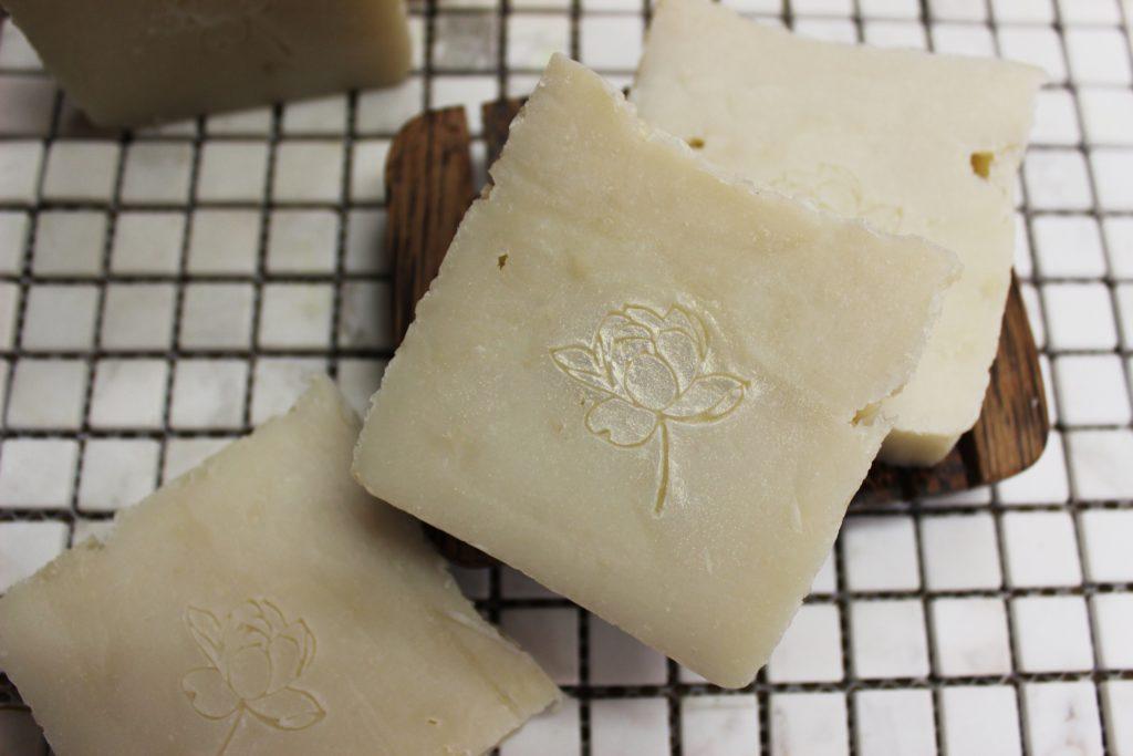 Мыло из пальмового масла