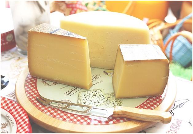 Сырный продукт с пальмовым маслом