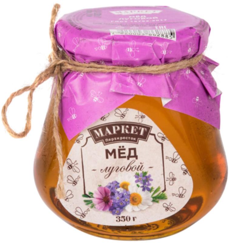 «Маркет Перекресток» цветочный луговой мед