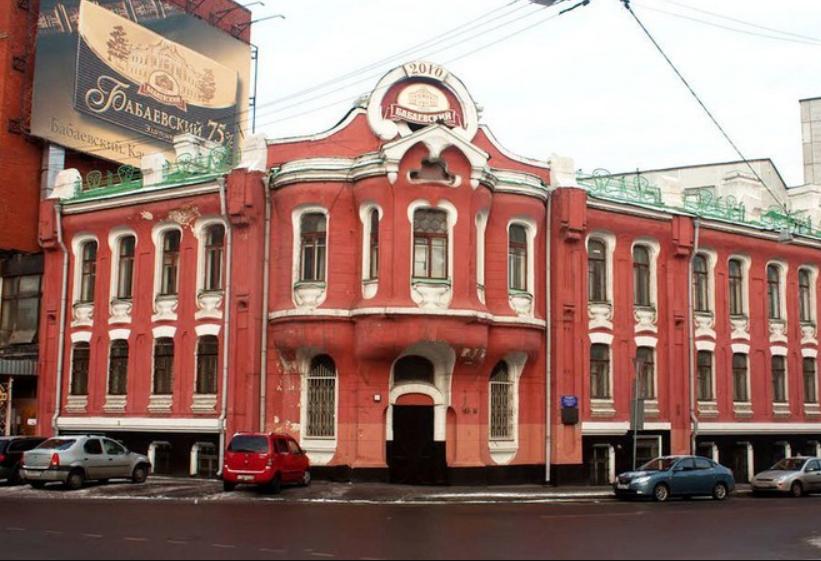 """Здание фабрики """"Бабаевский"""""""