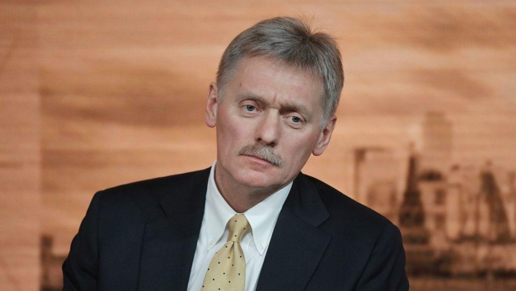 Пресс-секретарь Дмитрий Песков