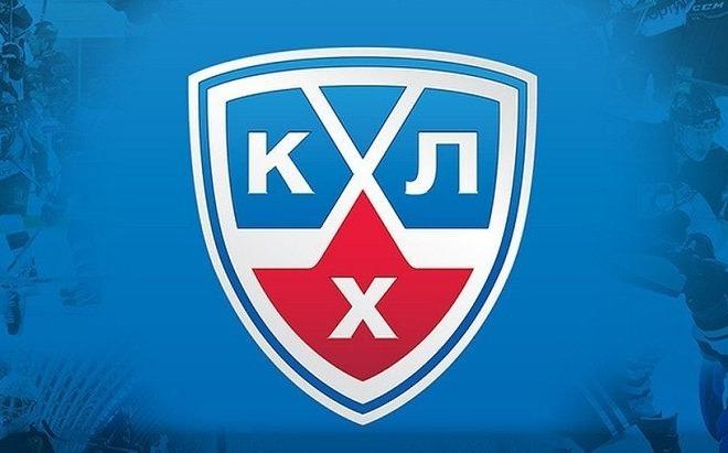 Эмблема КХЛ