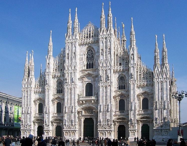 Миланский кафедральный собор
