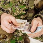 Разовая выплата военнослужащим по 15 тысяч рублей в 2021 году