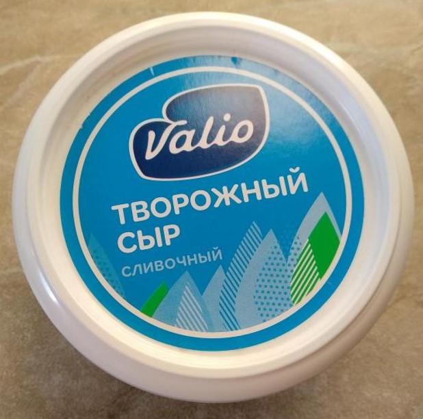 Творожный сыр Valio