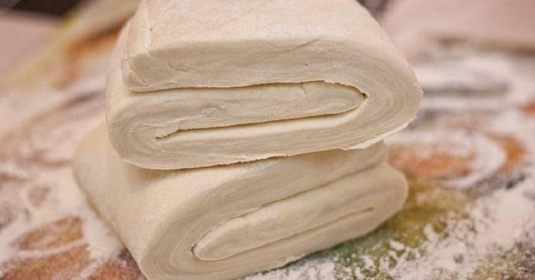 Замороженное тесто