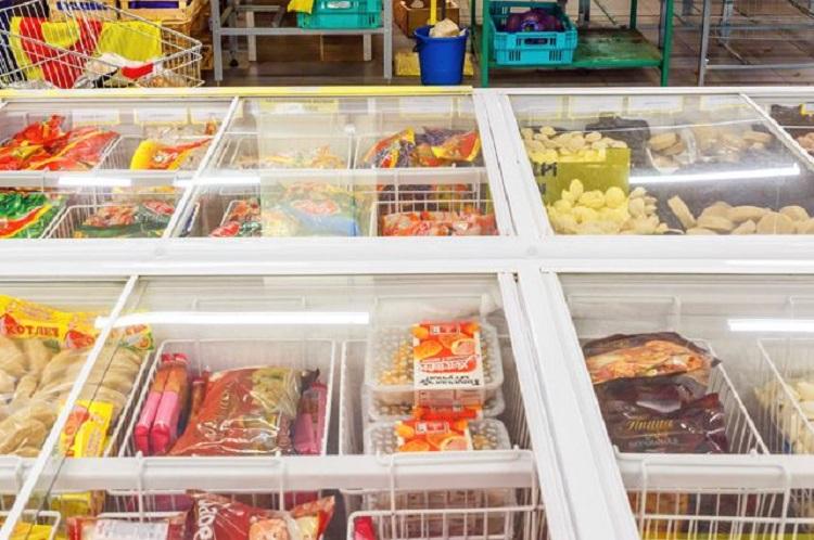 Морозильники с полуфабрикатами