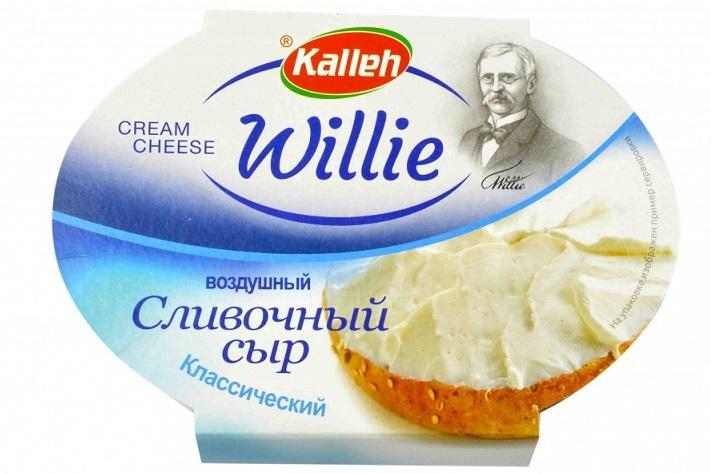 Сливочный сыр Kalleh Willie