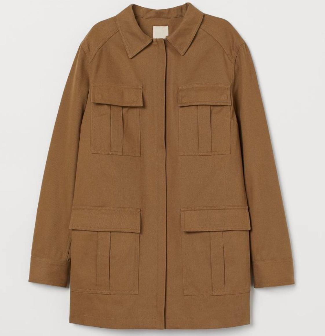Куртка-пиджак H&M